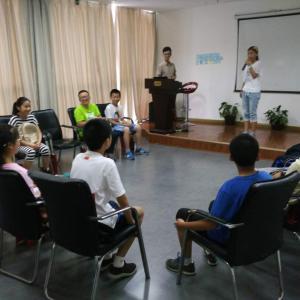 卡耐基青少年口才训练营(体验课)