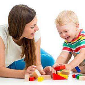 家园衔接培训班:丰富感知觉刺激,通过亲子游戏,促进亲子...