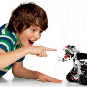 疯狂机器人-机器模型搭建与编程I(9-18岁)