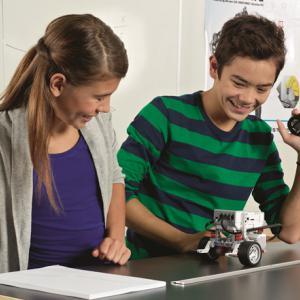 疯狂机器人-机器模型搭建与编程II(9-18岁)
