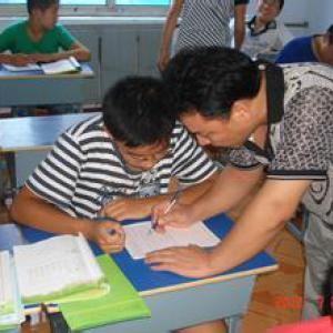 高考辅导班(体验课高考学生)