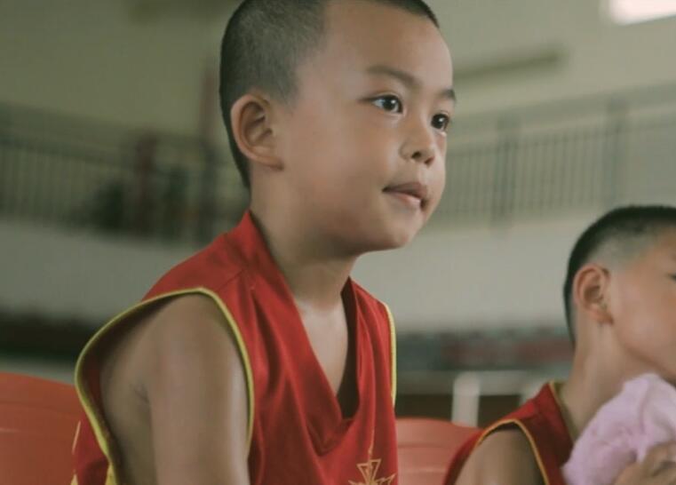 幼儿篮球初级班