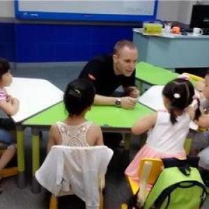 3-5人小班 专业外教英语(体验课3-12岁)