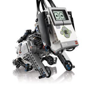 疯狂机器人-EV3机器人编程初级 学习机器人高级编程技...