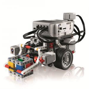 疯狂机器人-机器模型搭建与编程III学习机器人高级编程...