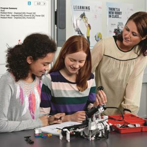 疯狂机器人-EV3机器人编程高级学习机器人高级编程技巧...