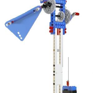 动力机械I 学生先通过设计,然后手动搭建,反复改进来加...