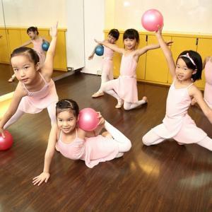 创造性自由舞蹈4-6岁(体验课)
