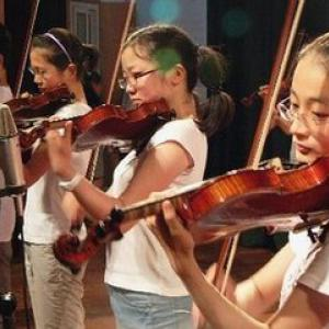 专业小提琴课培训班(体验课3-12岁)