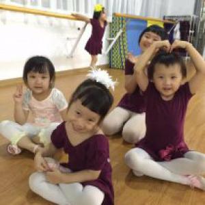 少儿中国舞