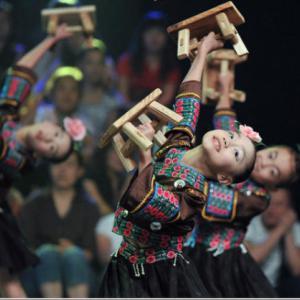 中国舞(体验课)