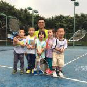 网球一对一培训
