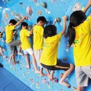 青少年暑期培训班 攀岩攀冰(6-15岁)