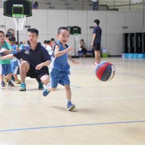 专业幼儿篮球高级班(3-6岁)