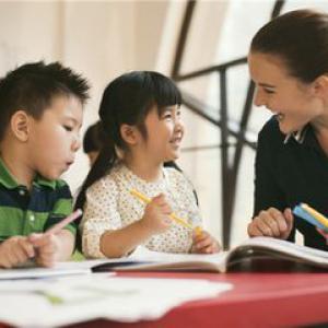 独创的iLab幼儿英语网络教学系统(体验课)