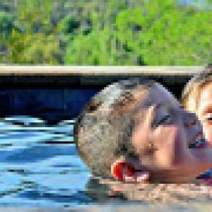 亲子游泳基础班体验课