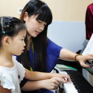 钢琴(四岁以上课程)