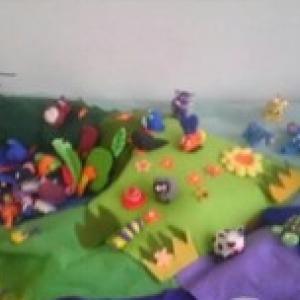 体验超轻粘土课程(3-6岁体验)