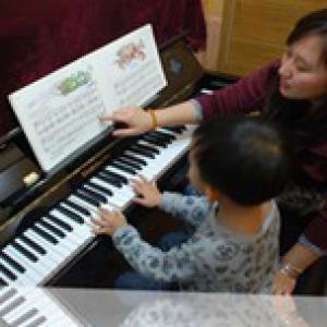 启蒙钢琴课(体验课)