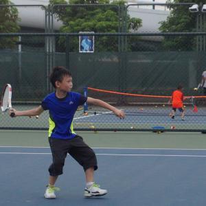 网球体验课