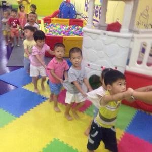 汉美克品牌亲子乐动课程(0—3岁)