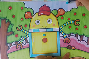 机器人-创意篇,孩教圈