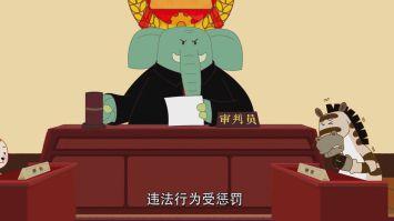 第14集《法律力量大 维权得靠它》,孩教圈