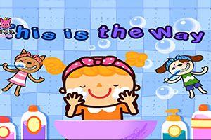 最新儿歌,儿童故事,儿童动画,睡前故事,孩教圈,第23集 This is the Way