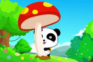 宝宝巴士儿歌 第49集 采蘑菇的小姑娘,孩教圈