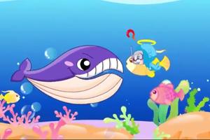 开心儿歌 Fishes,Fishes,Where Are You串烧,孩教圈
