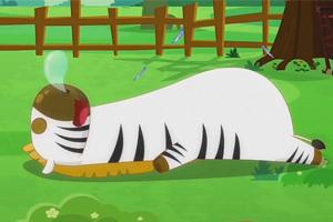 阿U学科学 010 斑马是黑斑白马还是白斑黑马,孩教圈