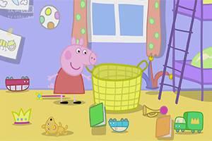 粉红猪小妹 第五集,孩教圈
