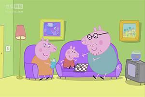 粉红猪小妹 第二集,孩教圈