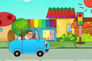 第76集《维护交通环境  勿丢车窗垃圾》,孩教圈