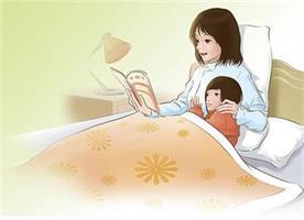 与妈妈共享的温馨睡前时光—第六系列